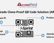 Why should we use i-Sprint AccessReal Clone-Proof AR Code