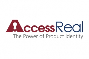 i-Sprint AccessReal Product Authentication Logo