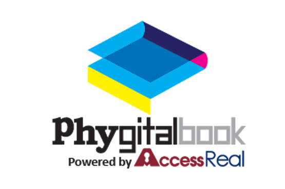 Phygitalbook - AccessReal Solution for Print and Publications